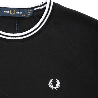 Fred Perry - twin tipped pique Dress D8108 black 102