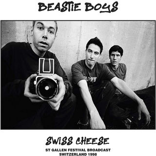 Beastie Boys - swiss cheese