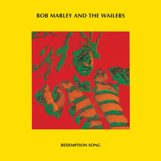 Bob Marley & The Wailers - redemption song RSD SPECIAL clear 12