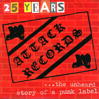 V/A - 25 Years Attack Records