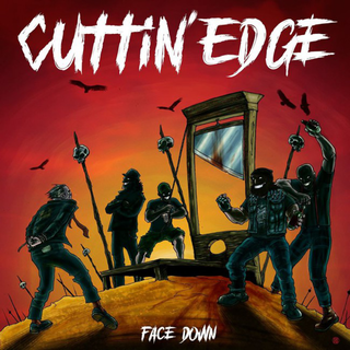 Cuttin Edge - face down