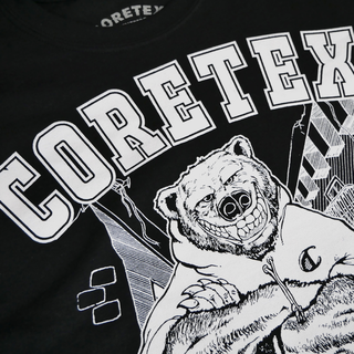 Coretex - hooded bear black