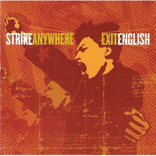 Strike Anywhere - exit english
