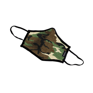Brixton - Antimicrobial Face Mask - Camo