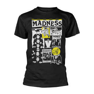 Madness - Cuttings 2 black PRE-ORDER