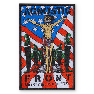 Agnostic Front - Liberty & Justice