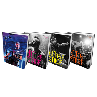 Hit The Stage - Tim Hackemack PRE-ORDER