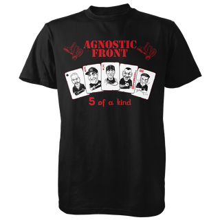 Agnostic Front - 5 Of A Kind