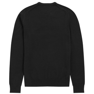 Fred Perry - Classic Crew Neck Jumper K9601 black 102