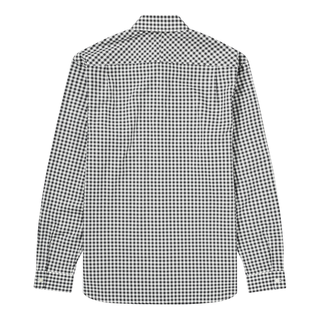 Fred Perry - Gingham Long Sleeve Shirt M9500 black 102