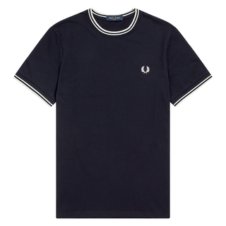Fred Perry - Twin Tipped T-Shirt M1588 navy 795