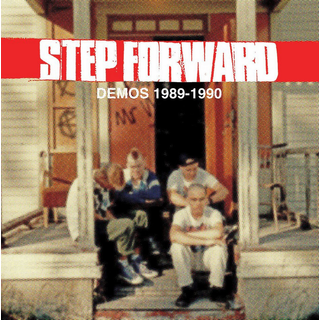 Step Forward - Demos 1989-1990 PRE-ORDER
