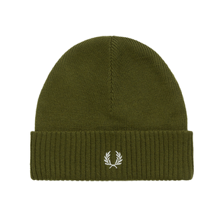 Fred Perry - Roll Up Beanie C7142 iris leaf 128