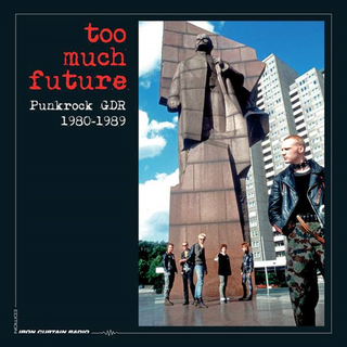 V/A - Too Much Future - Punkrock GDR 1980-1989