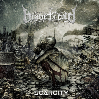 Brave The Cold - Scarcity CORETEX EXCLUSIVE gold LP