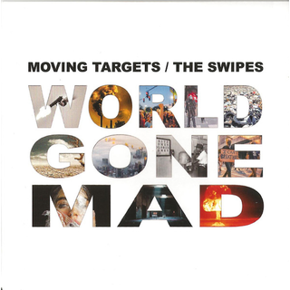 Moving Targets / Swipes, The - split