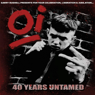 V/A - Oi! 40 Years Untamed
