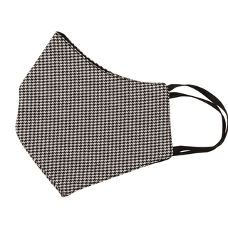 Relco London - Mask Dogtooth black
